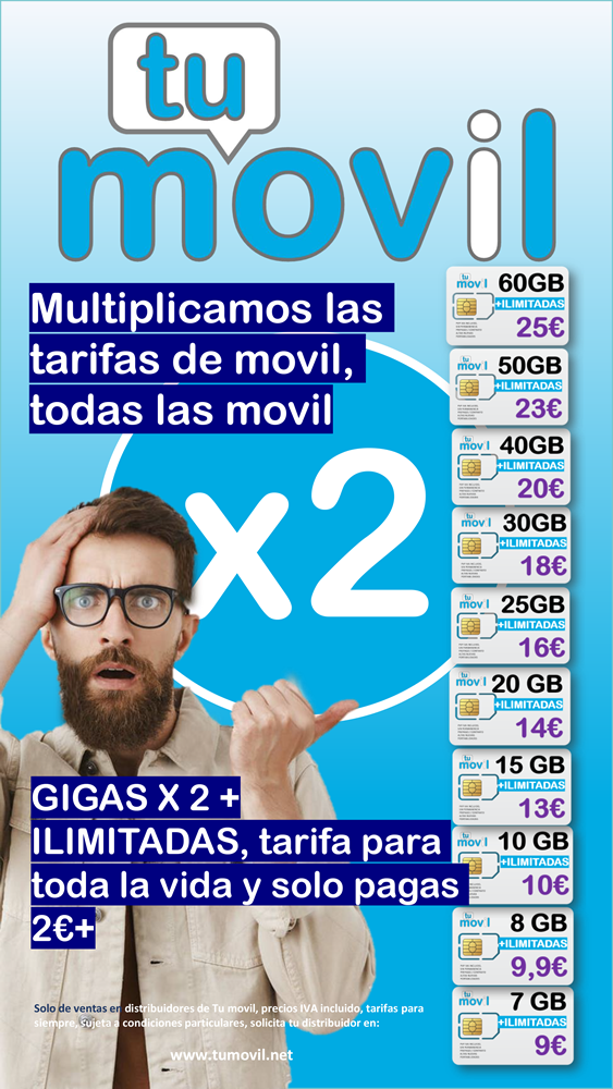 Distribuidor Autorizado Tu Movil Baza