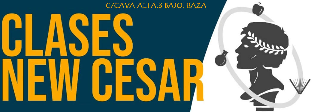 Clases New Cesar. Clases Particulares en Baza